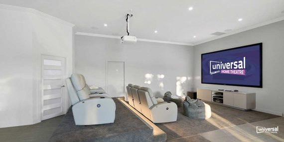 Home Theatre Systems & Installation | Universal Home Theatre